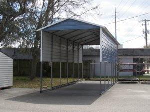 motorhome carport