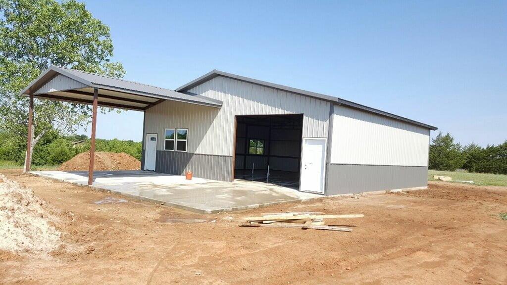 Metal Building Homes Welded Steel Buildings Bargain