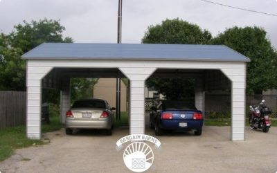 Carports and Garages – Apples to Apples