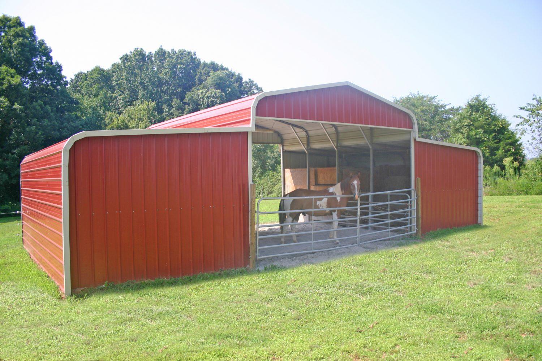 Metal Barns Farm Shelters Bargain Barns Usa
