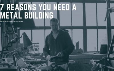 7 Reasons to Get A Metal Building In 2021