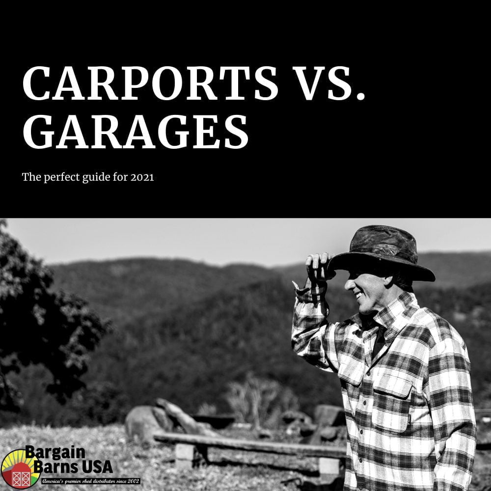 Garages Vs. Carports: Everything You Need to Know!
